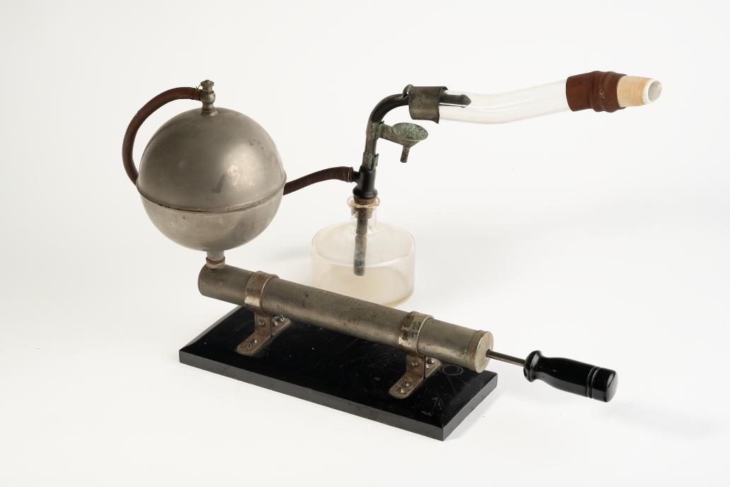 Inhalationsapparat D.R.G.M. 533824