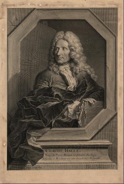 Claude Halle (Porträt)