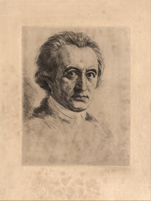 Goethe (Porträt)
