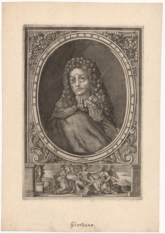 Bildnis des Luca Giordano