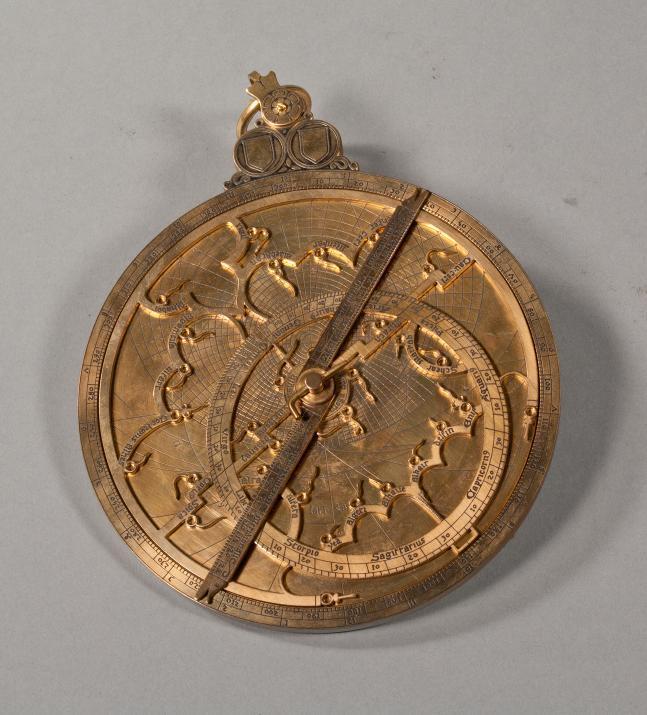 Peuerbach-Astrolabium (Nachbau)