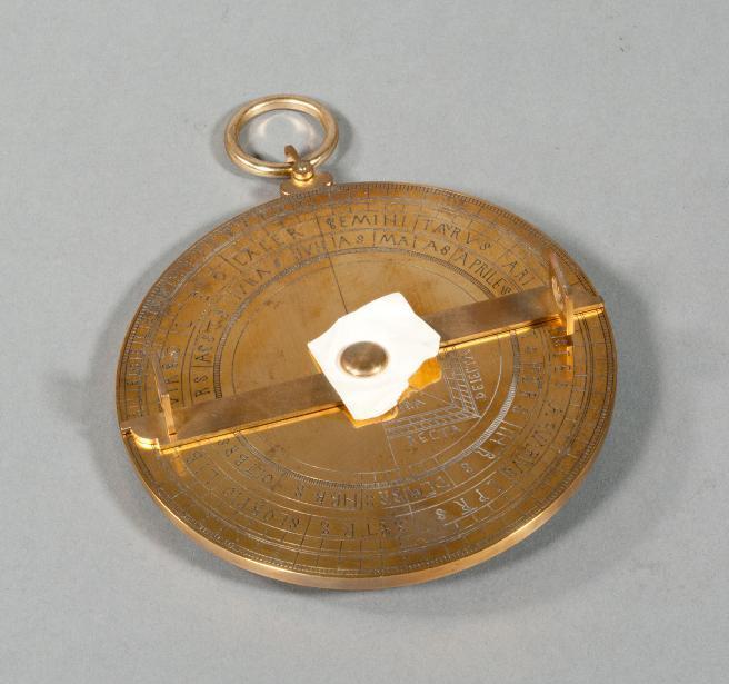 Karolingisches Astrolabium (Replik)