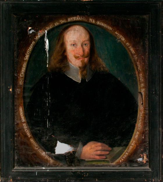 Porträt Johann Christfried Sagittarius
