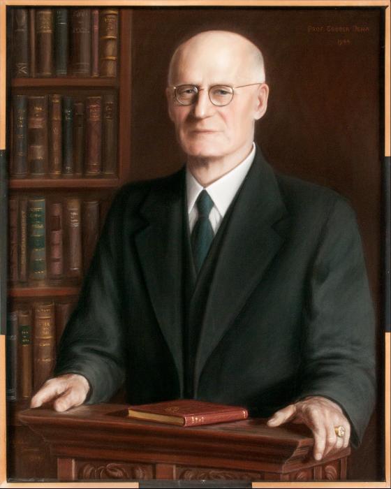 Porträt Julius Grober
