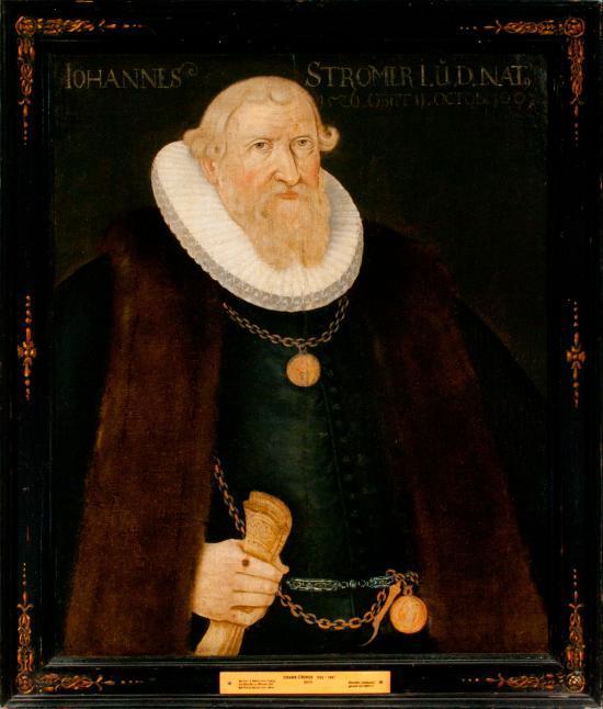 Porträt Johannes Stromer