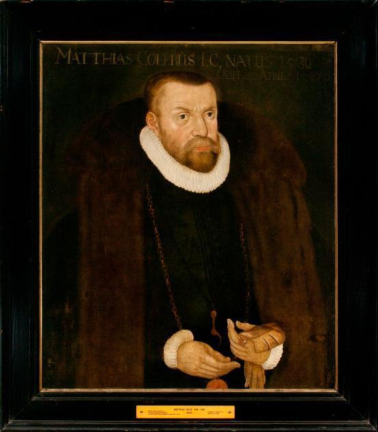 Porträt Matthias Coler