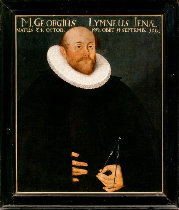Porträt Georg Limnäus