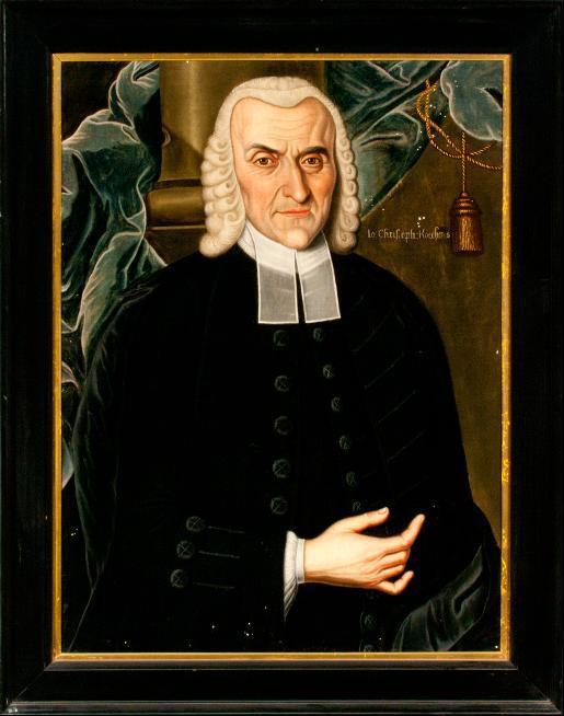 Porträt Johann Christoph Köcher