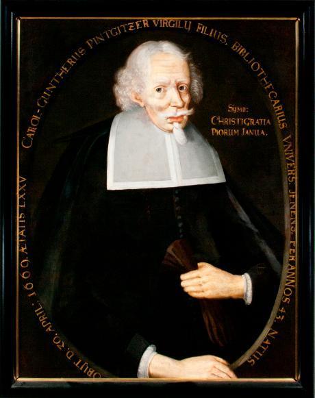 Porträt Carl Günther Pingitzer