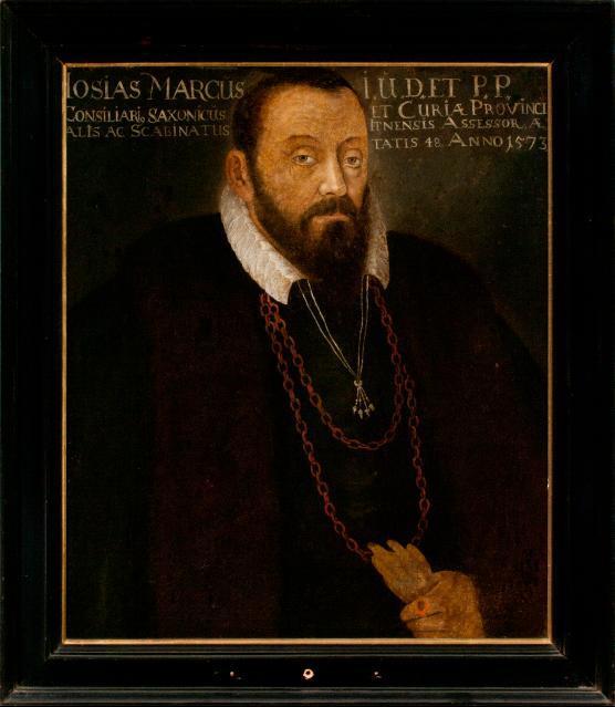 Porträt Josias Marcus