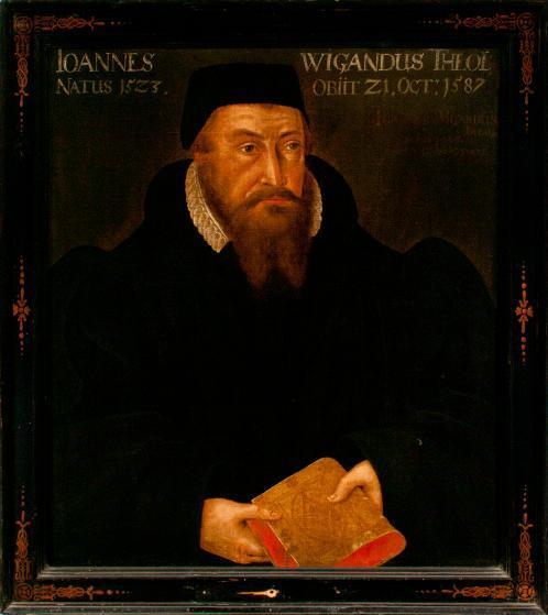 Porträt Johannes Wigand