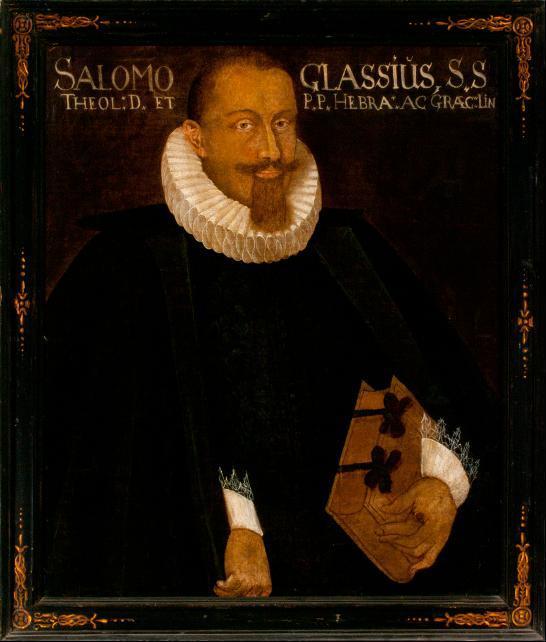 Porträt Salomo Glass