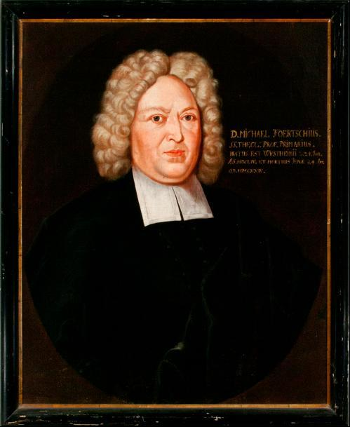 Porträt Michael Foertsch