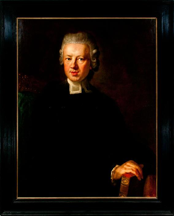 Porträt Ernst Jakob Danovius