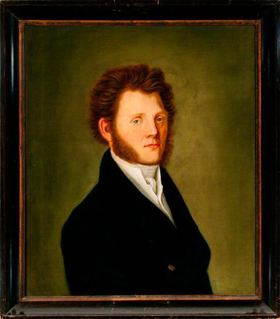 Porträt Christian Ernst Friedrich Weller