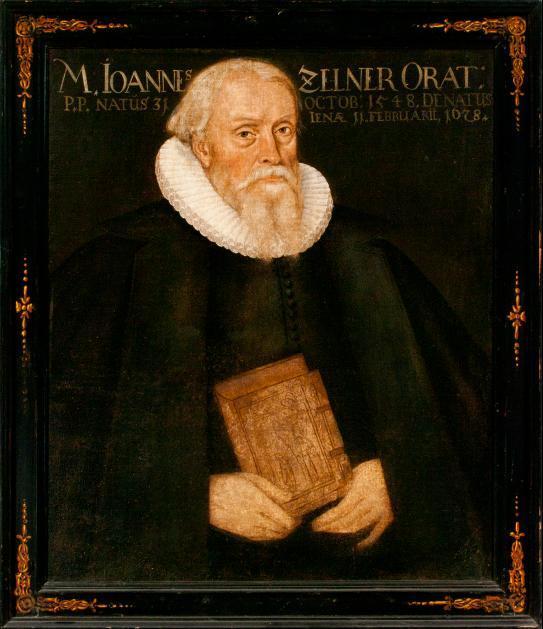 Porträt Johann Zöllner