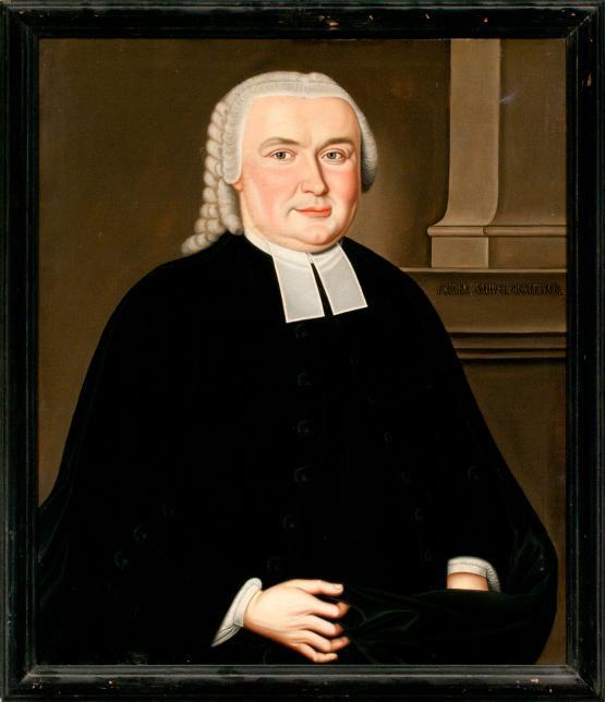 Porträt Friedrich Samuel Zickler