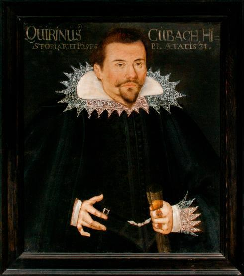 Porträt Quirinius Cubach