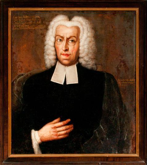Porträt Friedrich Andreas Hallbauer