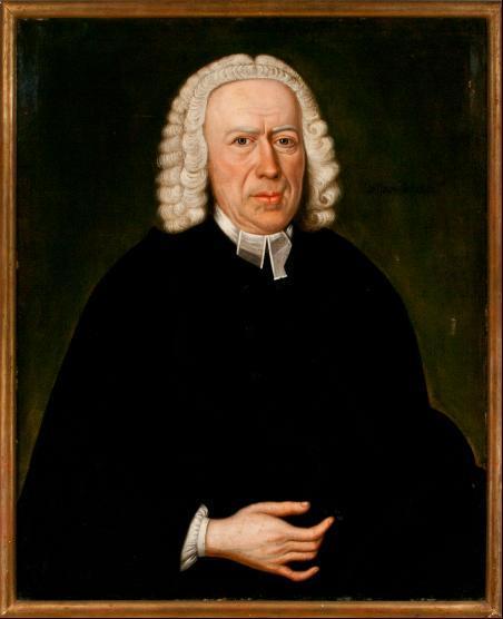 Porträt Johann Georg Walch