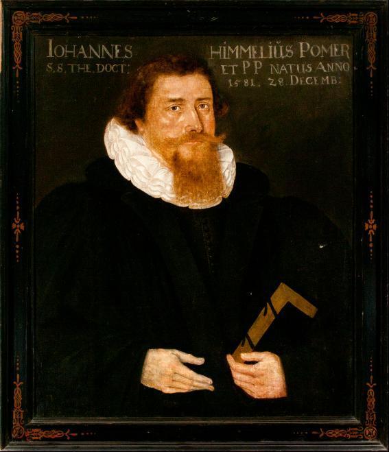 Porträt Johann Himmel