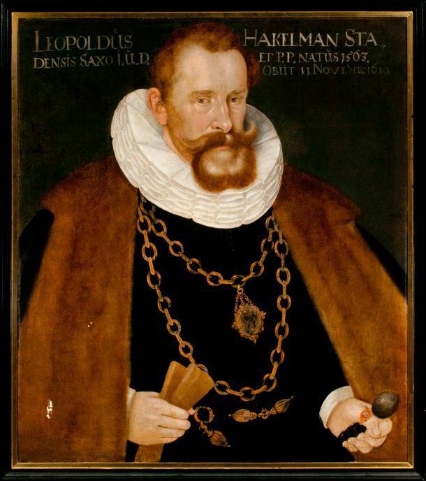 Porträt Leopold Hackelmann