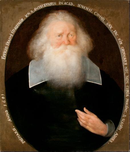 Porträt Erasmus Ungepaur