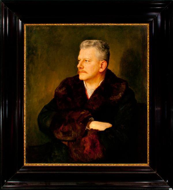 Porträt Friedrich Wilhelm Thümmel