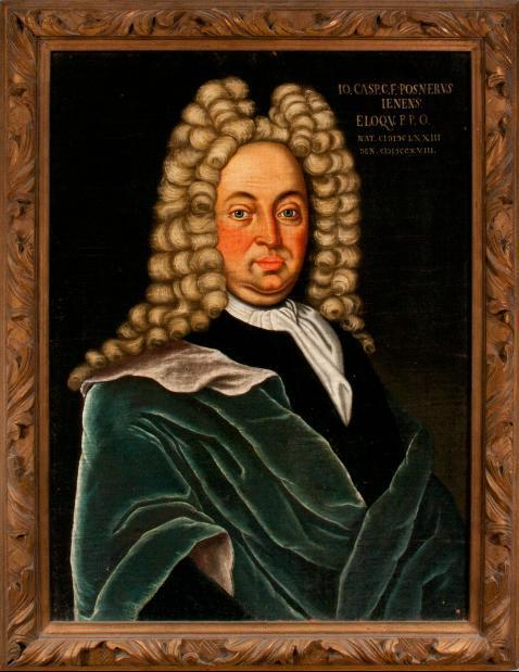 Porträt Johann Caspar C.F. Posner