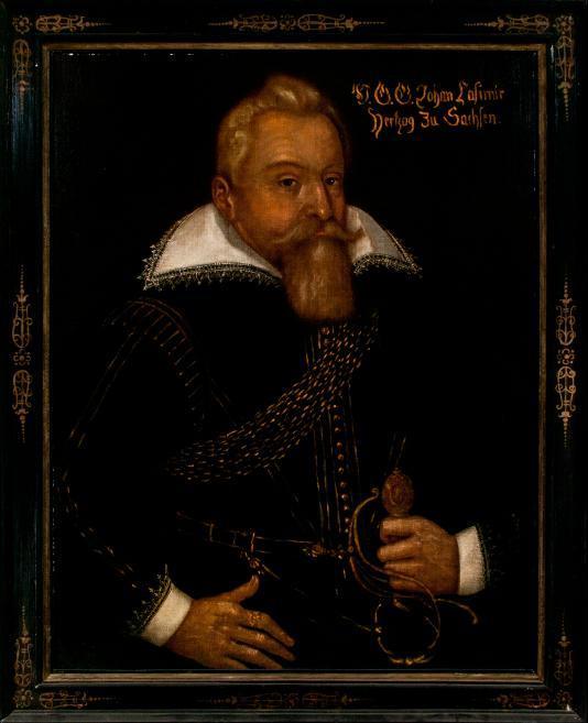 Porträt Johann Casimir