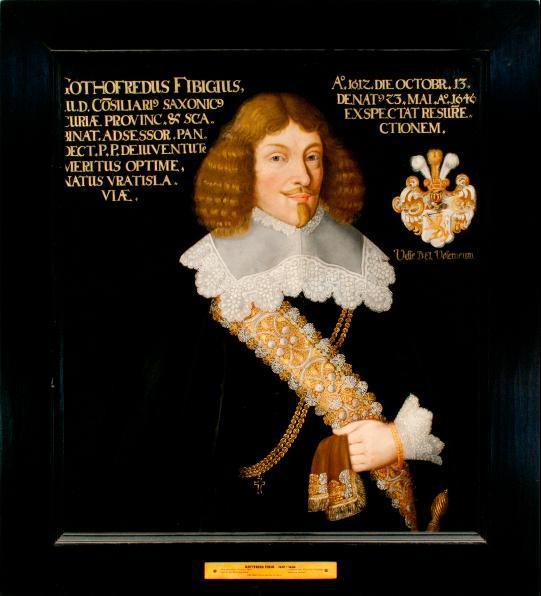 Porträt Gottfried Fibig