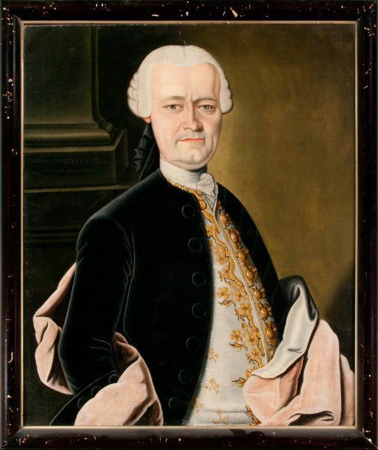 Porträt Christian Friedrich Poltz