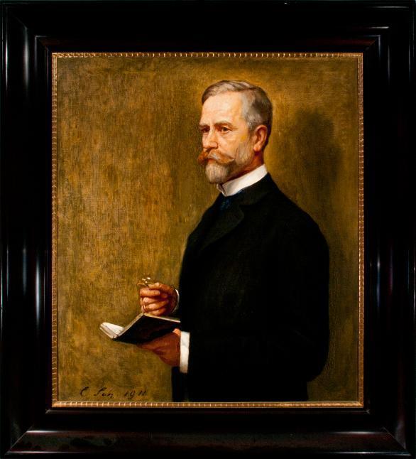 Porträt Hans Friedrich Wendt