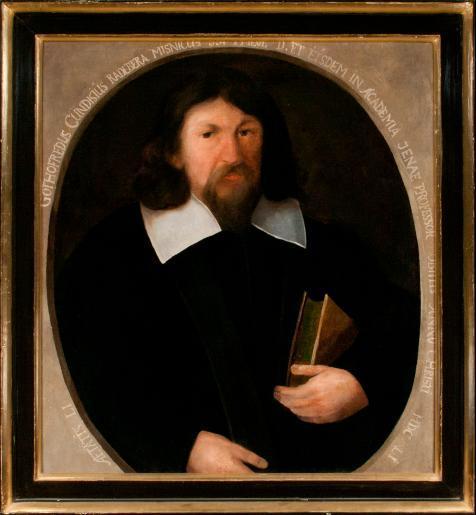 Porträt Gottfried Cundisius