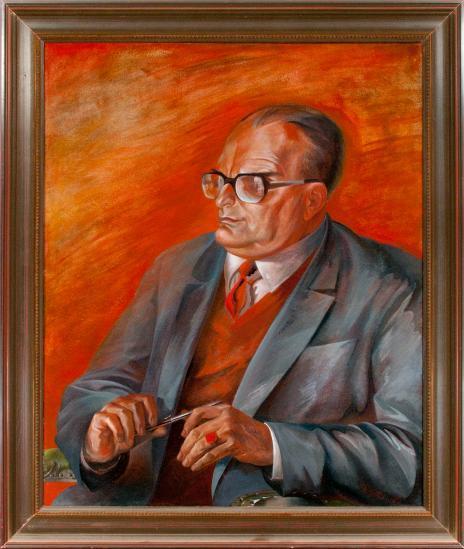 Porträt Heinz Keßler