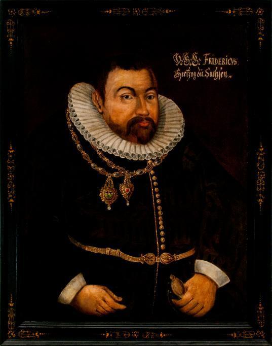 Porträt Friedrich Wilhelm I.
