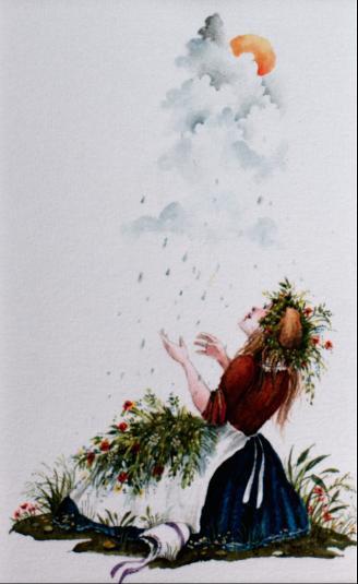 Die Regentrude, Blatt 16