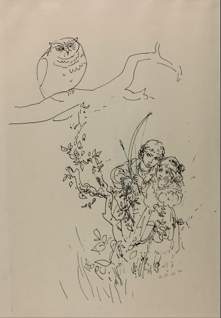 Aquis submersus, Blatt 2