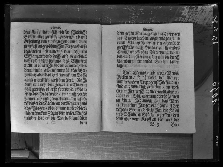 Buchbericht Kirchenbrand