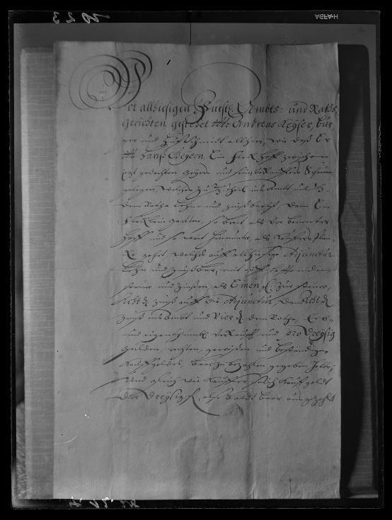Amtsschriftstück