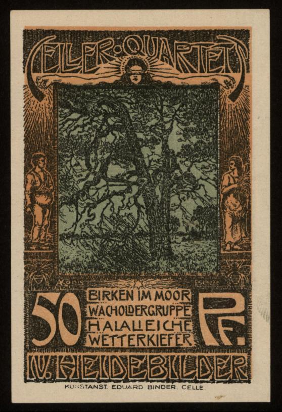 Notgeld - 50 Pfennig Celle