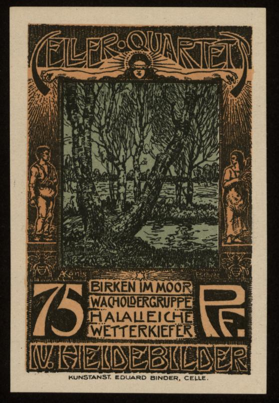 Notgeld - 75 Pfennig Celle