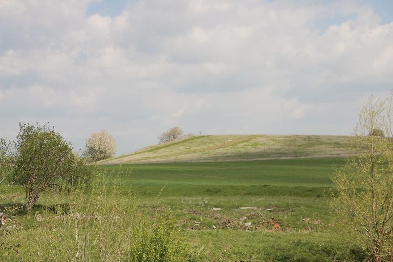 Die Tretenburg war jahrhundertelang ein Versammlungsplatz der Thüringer.