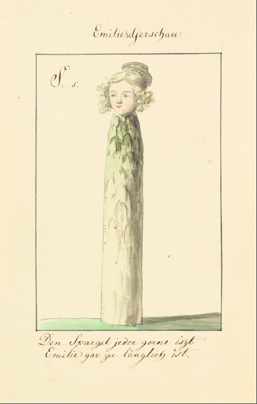 Emilie v. Gerschau [Emilie Henriette Adelheid von Binzer]