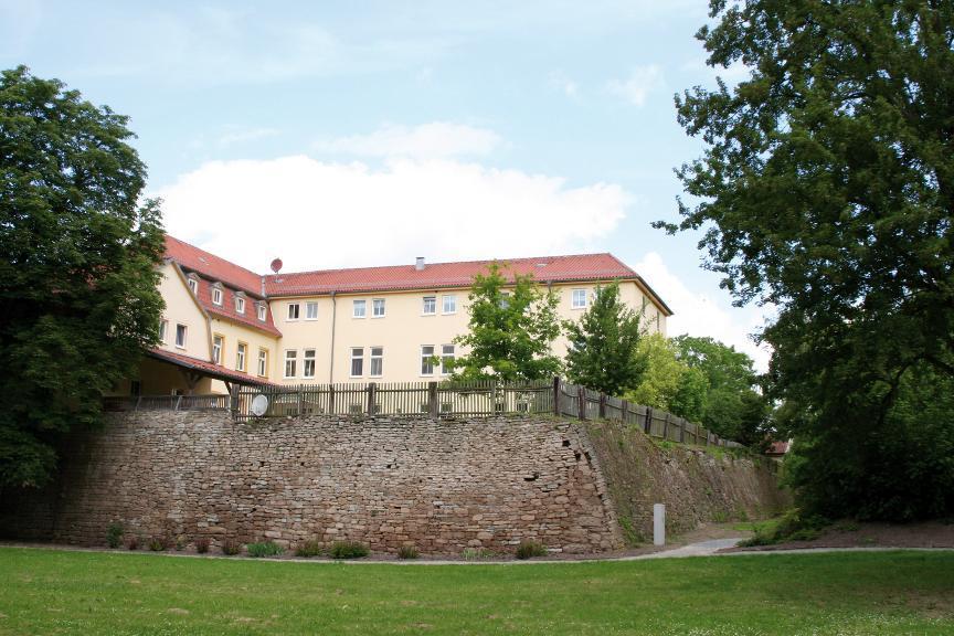 Das Schloss Grüningen.