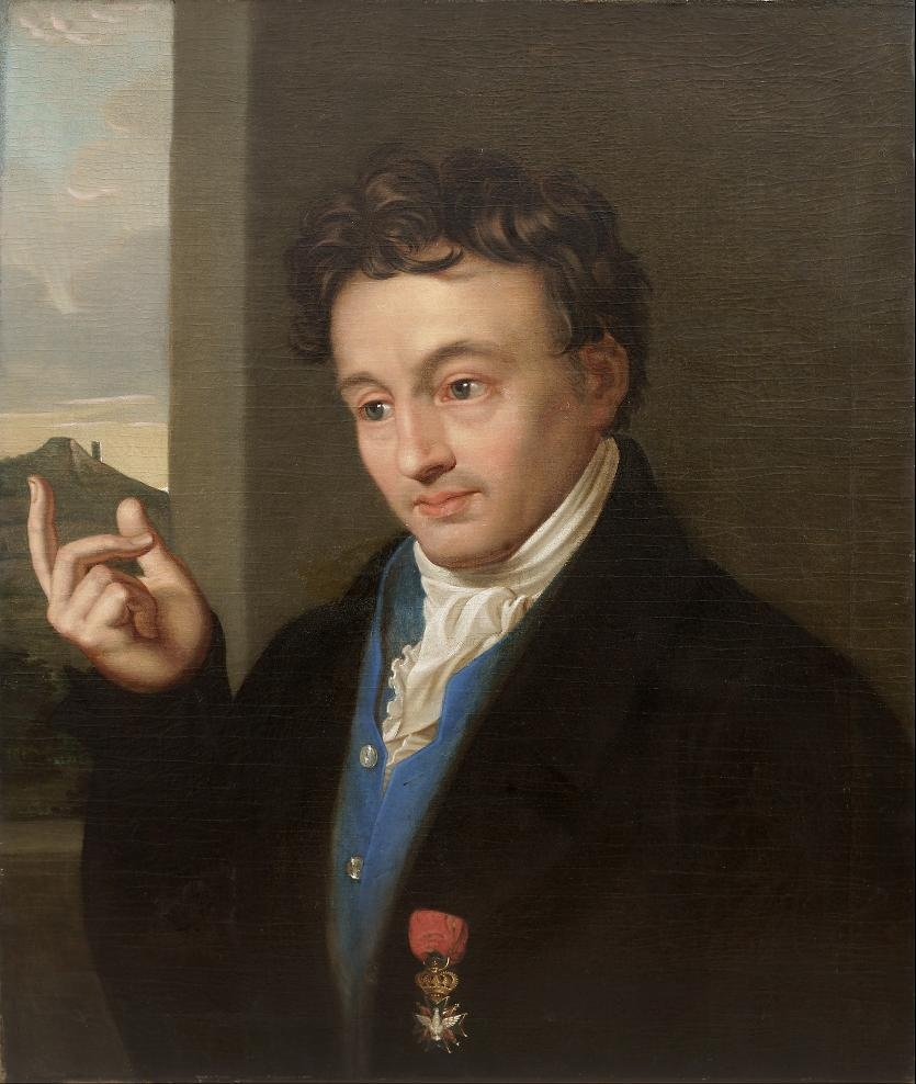 Porträt Johann Wolfgang Döbereiner