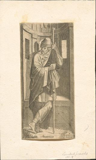 Prophet Jeremia
