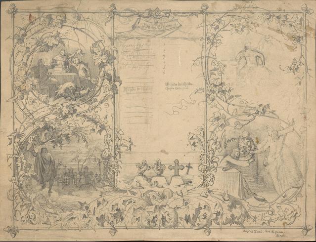 Illustration zum Lied